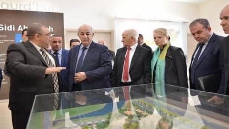 Réception de la 2e partie de la nouvelle ville Sidi Abdallah en juin