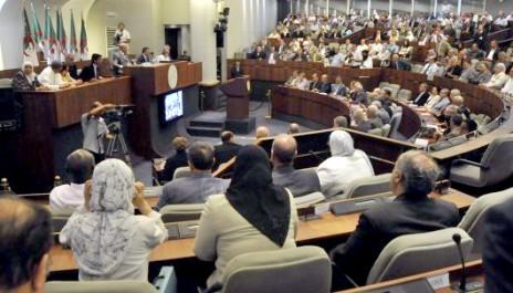 Elections législatives: Les forces en présence