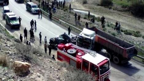 Accidents de la circulation: plus de 3.000 morts déplorés en 2016