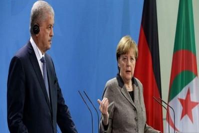 Merkel réitère son entière disponibilité à se rendre en Algérie