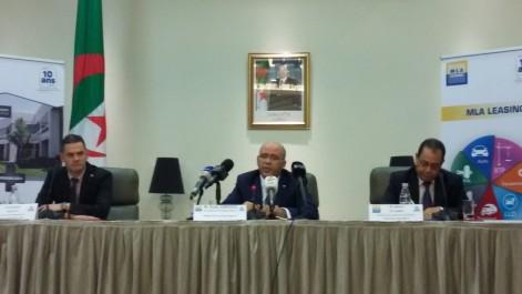 Partenariat  Maghreb Leasing Algérie – CNH Industrial PME : facilitations pour l'acquisition de produits Iveco, New Holland et Case