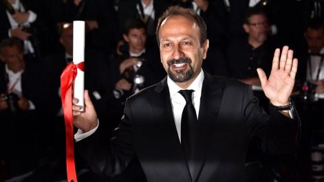 Cinéma:  L'Iranien Farhadi, déjà une légende, triomphe de nouveau aux Oscars