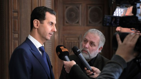 Le régime syrien accusé de pendaisons à large échelle