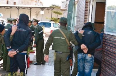 Oran: saisie d'argent destiné au trafic international de drogue via le Maroc