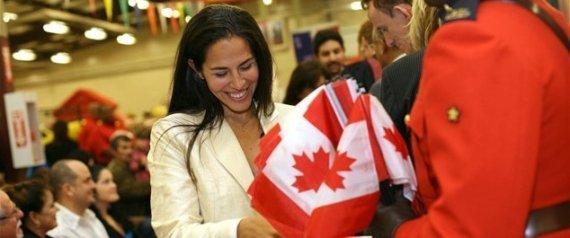 Chute des demandes de citoyenneté au Canada