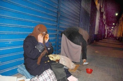 Saida: Prise en charge de plus de 1.600 sans abri depuis octobre dernier