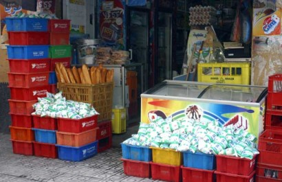 En quatre jours, le prix du lait n'en a pas fini de «tourner» en Algérie