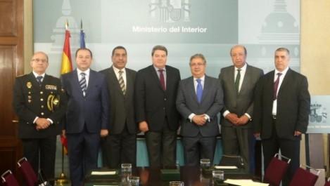 Juan Ignacio Zoido salue l'excellence des liens de la coopération policière entre l'Algérie et l'Espagne