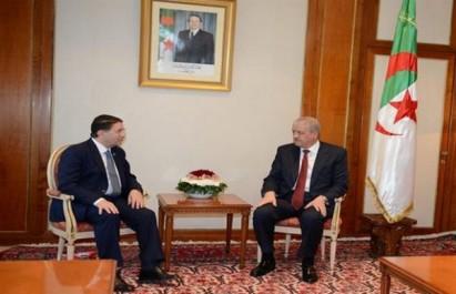 Sellal reçoit le secrétaire général de l'Organisation mondiale du Tourisme