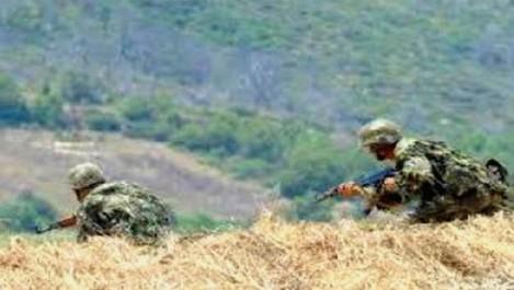 Cinq terroristes abattus et cinq mitrailleurs de type kalachnikov récupérés à Bouira (MDN)