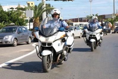 Plus de 12780 infractions routières relevées en dehors des points de contrôle en 2016 à Alger