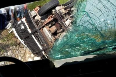Accident de la route: Un mort et 53 blessés en deux jours (DGSN)