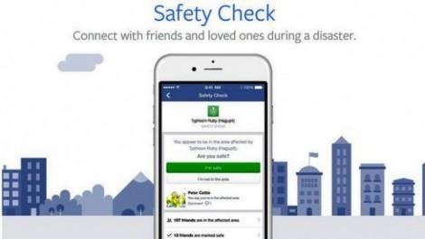Facebook met à jour un outil d'entraide en cas de catastrophe naturelle ou accidentelle