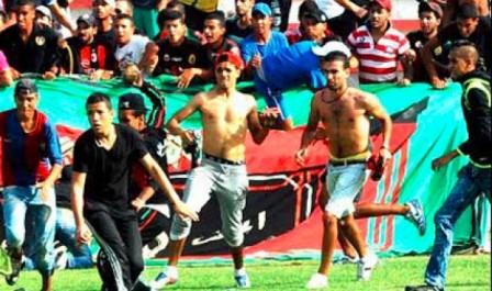 Chauvinisme, régionalisme, haine et hooliganisme… : Quand les voyous «foot» la pagaille