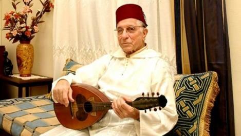 Le doyen de la musique andalouse Ahmed Moulay Benkrizi n'est plus