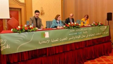 Oran: promotion des droits politiques de la femme, une condition essentielle à la bonne gouvernance