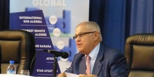 """Attar Abdelmadjid: """"Il faut s'appuyer sur des richesses autres que les hydrocarbures""""."""