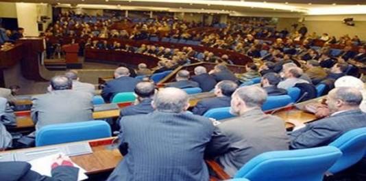 Désignation des vice – présidents: Bousculade à l'APN