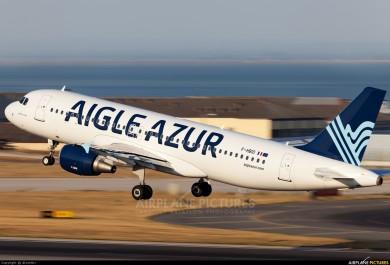 Aigle Azur lance une nouvelle ligne aérienne Bordeaux-Alger.