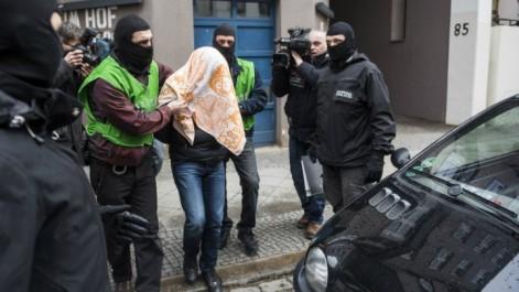 Allemagne: Arrestation d'un Algérien et d'un Nigérian soupçonnés de préparer un attentat.