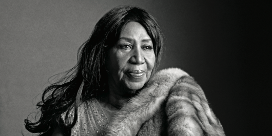Aretha Franklin: Un ultime enregistrement en studio.