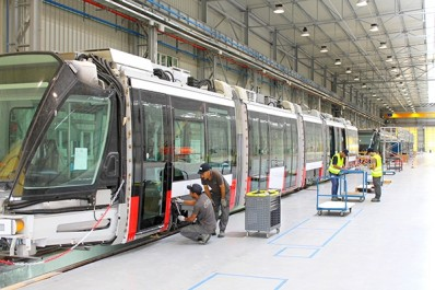 La crise met en difficulté l'usine CITAL d'assemblage et de maintenance de tramways d'Annaba