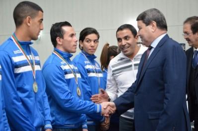 Direction générale de la Sûreté nationale : Distinction de 220 athlètes.