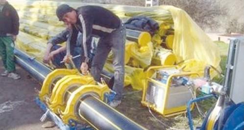 Tindouf: 380 foyers raccordés au réseau de gaz naturel