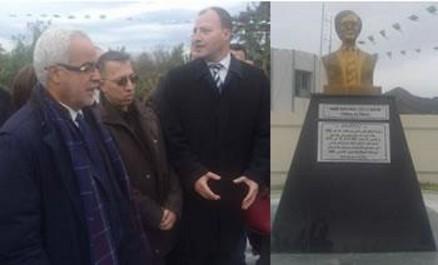 Lors de sa visite effectuée à béjaïa: Grine inaugure la placette Mohamed-Abderrahmani