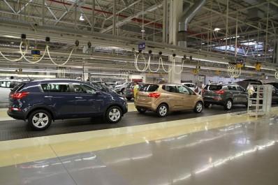 Les Sud-Coréens frappent un grand coup: Les véhicules KIA seront produits en Algérie