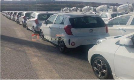 Glovis : Les premiers modèles Kia débarquent au port de Jijel