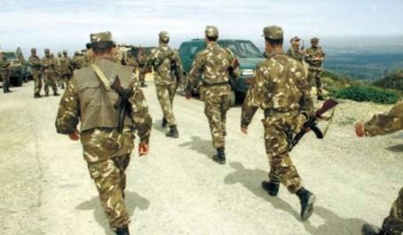 Bilan de l'ANP durant le mois de mars: 11 terroristes abattus et quatre autres arrêtés