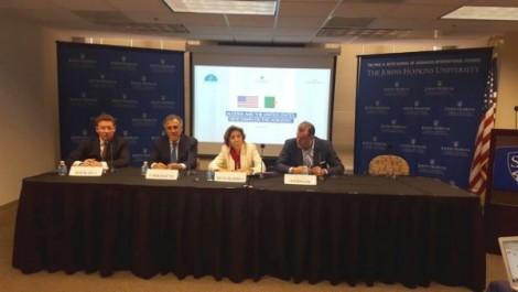 Algerie – Etats-Unis : L'Algérie et les Etats-Unis gagneraient à renforcer leur coopération économique.