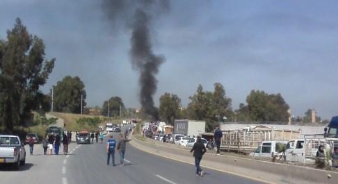 Tizi-Ouzou: La RN12 fermée par des villageois