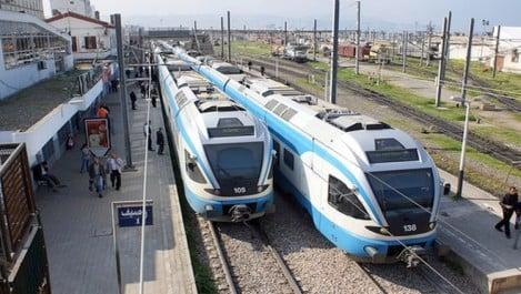 Les «apps»algériennes pour usagers des trains informent des horaires mais pas des contretemps