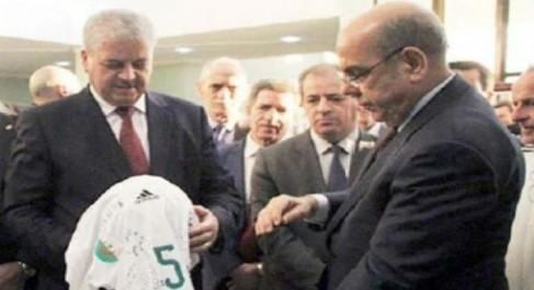 Après ses déclarations sur Mohamed Raouraoua: El Hadi Ould Ali convoqué par Abdelmalek Sellal