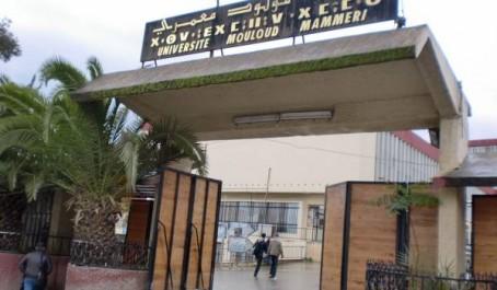 Université Mouloud-Mammeri de Tizi-Ouzou: Les enseignants et les travailleurs réclament leurs logements
