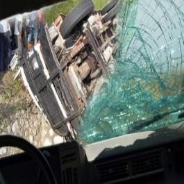 Accidents routiers : 2 morts et 21 blessés en une journée