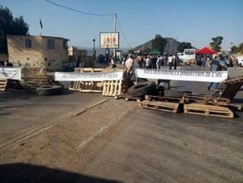 Pour exiger la fermeture des carrières a Akbou: Les riverains ferment la RN 26