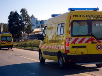 Collision entre une ambulance et un fourgon à Aïn Témouchent:  Une parturiente décède lors de son évacuation