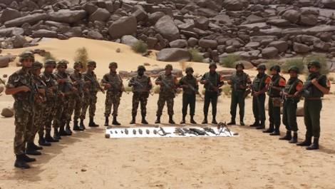 Terrorisme: D'où proviennent les armes retrouvées au sud ?