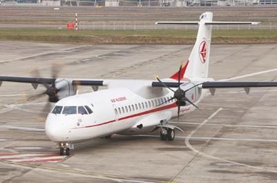 Air Algérie : incident survenu à un ATR assurant la liaison Alger-El Oued