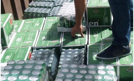 Mascara: Saisie de boissons alcoolisées, deux arrestations