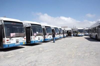 Belkheir: (Guelma) 2 bus de l'Entreprise publique de transport urbain (ETUG) partis en fumée dans un garage