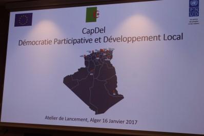 Développement local: CAPDEL en «actions»