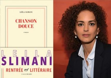"""Déjà lauréate du prix Goncourt pour » Chanson douce""""  Leïla Slimani, auteure francophone la plus lue en 2016"""
