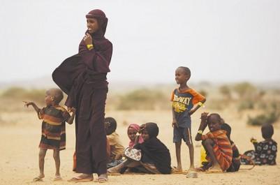 Quatre pays en guerre en sont touchés, selon l'UNICEF : La famine menace la vie de 1,4 million d'enfants
