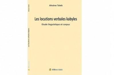 """Les locutions verbales kabyles"", D'Ahsene Taleb: Bientôt dans les librairies"