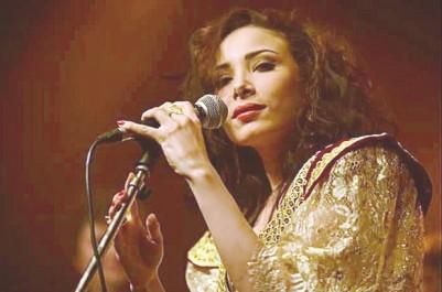 """Sherazade, artiste algéro-russe de la formation lavionrose, à liberté:  """"Chanter dans différentes langues pour communiquer avec les peuples"""""""