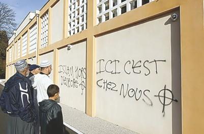 Le phénomène gagne de plus en plus de terrain Islamophobie : inquiétudes sur la France